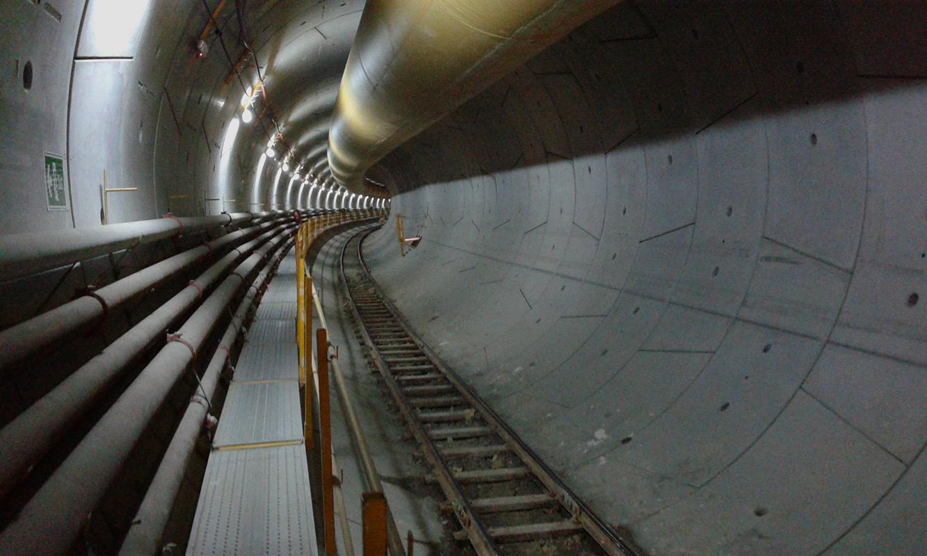 Metro Redline south - Doha