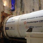 Tunnel de rejet en mer - Dunkerque