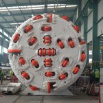 Tunnel usine EDF - Gavet