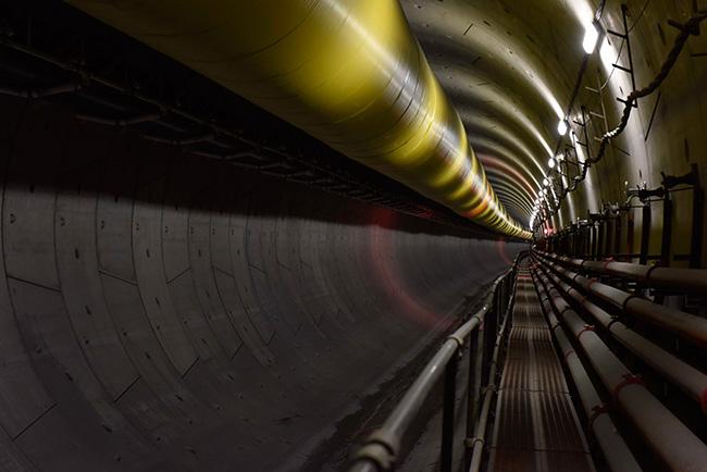 Metro Ligne B - Rennes